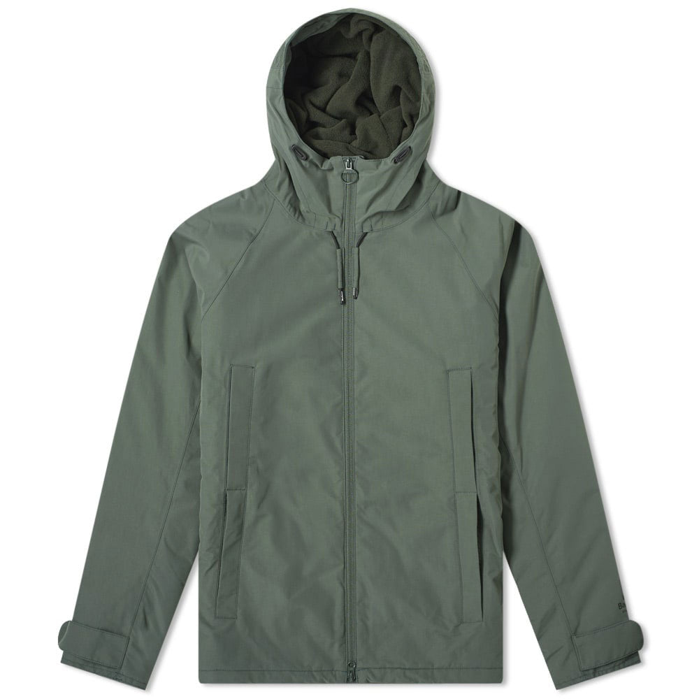 Barbour Rotor Jacket Green