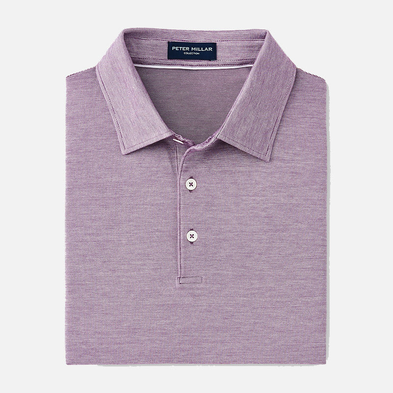 Peter Millar Collection Excursionist Flex Polo Ametista
