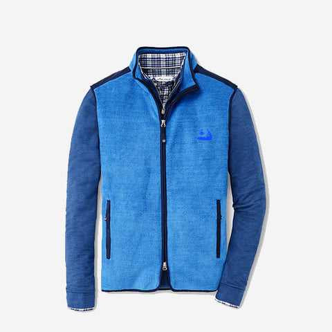 Peter Millar Nantucket Island Seaside Fleece Vest