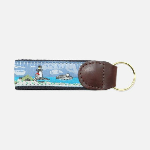 YRI Lighthouse Key Fob