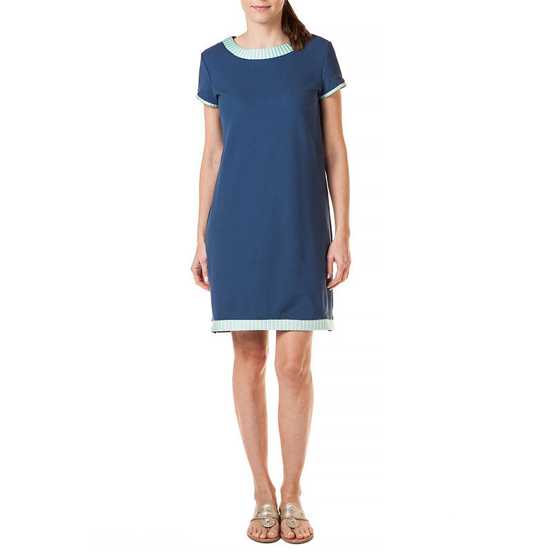 Castaway Skipper Dress Navy