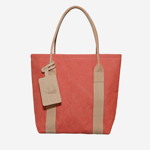 Nantucket Reds™ Collection Tote with Ooze Leather Handles Medium