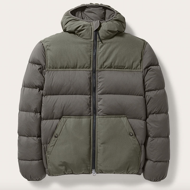 Filson Featherweight Down Jacket Otter Green