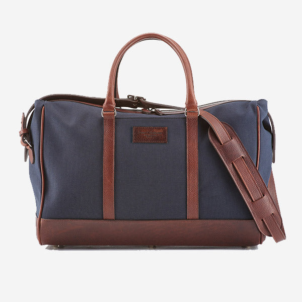 Daines & Hathaway Overnight Bag - Canvas Navy