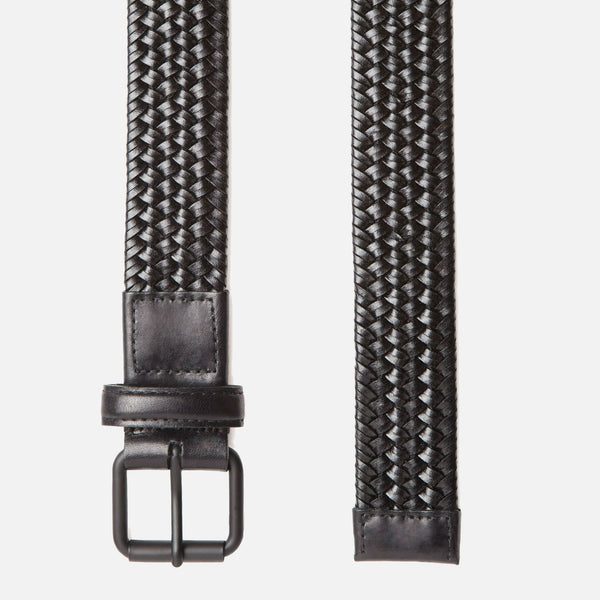Beltology Spectrum Men's Designer Belt - Black