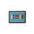 Smathers & Branson ACK Nautical Flags Needlepoint Card Wallet