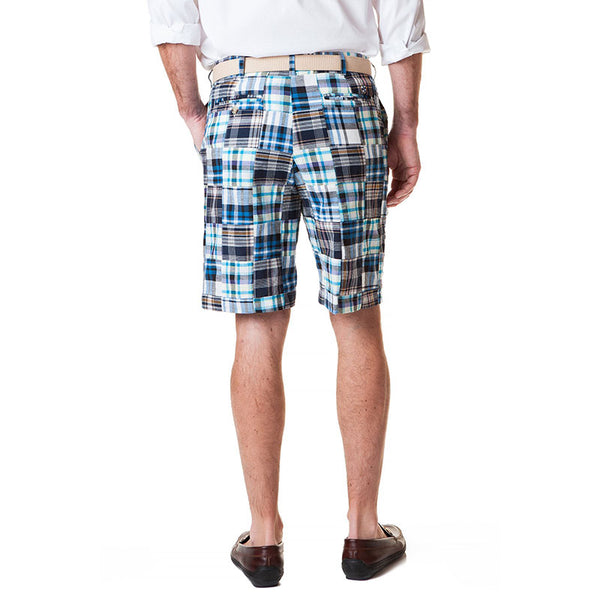 Castaway Cisco Shorts Dover Patch Madras