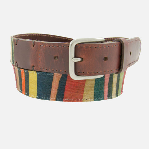 HEALgoods Woody Belt - Winter Stripe