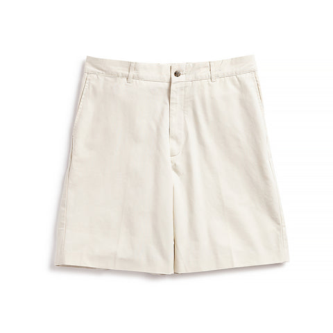 Nantucket Reds Collection™ Men's Plain Front Bermuda Shorts - Stone