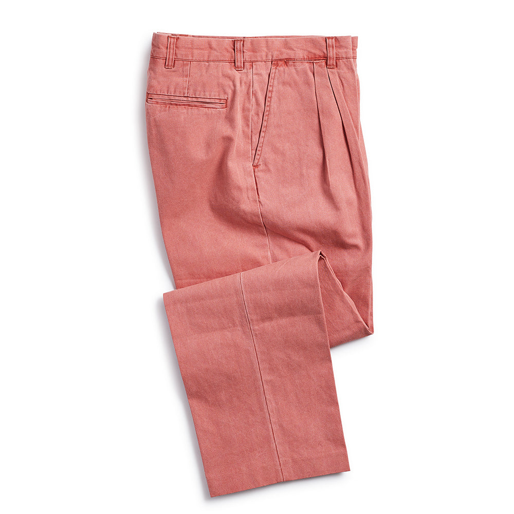 Nantucket Reds Collection™ Men's Pleated Front Pants