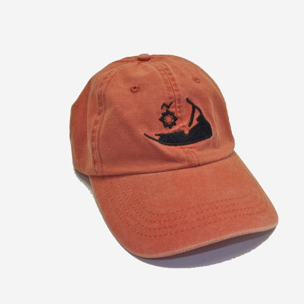 Nantucket Reds Collection™ Baseball Hat - Island Logo