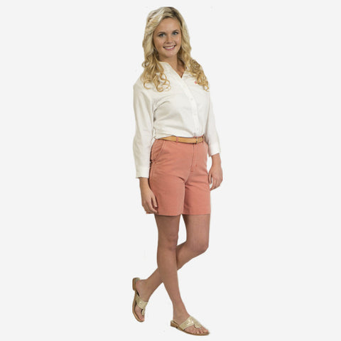 Nantucket Reds Collection™ Ladies Bermuda Shorts 5f646e76f0