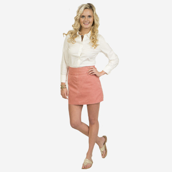 Nantucket Reds Collection™ Ladies Poplin Skirt