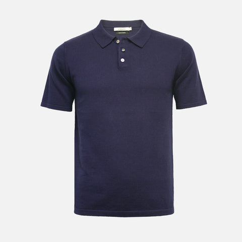 Hommard Oahu Men's Polo Shirt - Navy