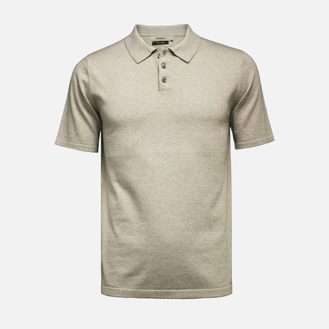 Hommard Oahu Men's Polo Shirt - Derby Grey