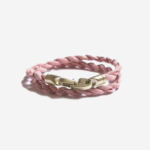 Nantucket Reds™ Sailormade Rope Double Bracelet