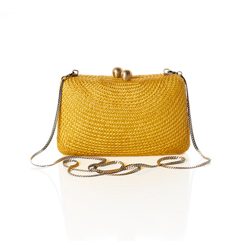 Serpui Charlotte Bag Yellow