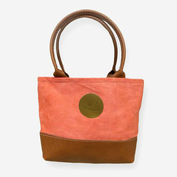 Nantucket Reds™ Collection Leather Trim Tote