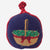 Smathers & Branson Nantucket Basket Needlepoint Ornament