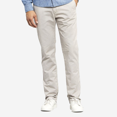 Save Khaki Men's Bulldog Twill Trousers - Cement