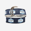 YRI Men's Classic O-Ring Belt - Nantucket Signs