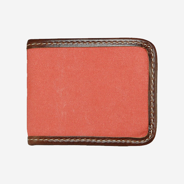 Nantucket Reds™ Collection Bifold Leather Wallet