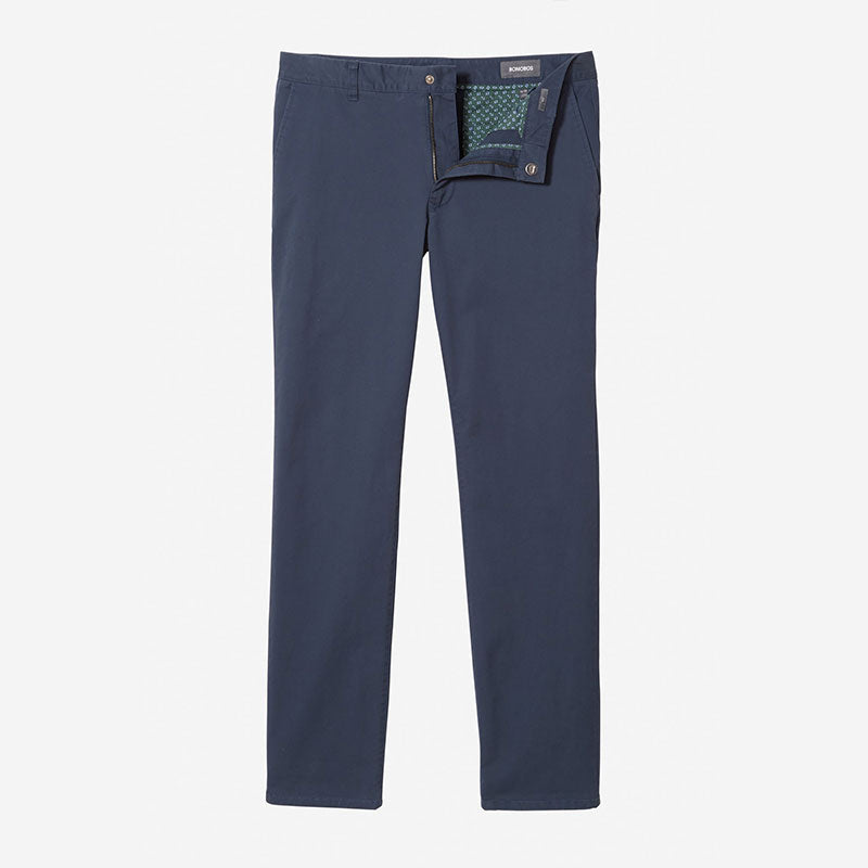 Bonobos Stretch Washed Chino Slim Pant Steely