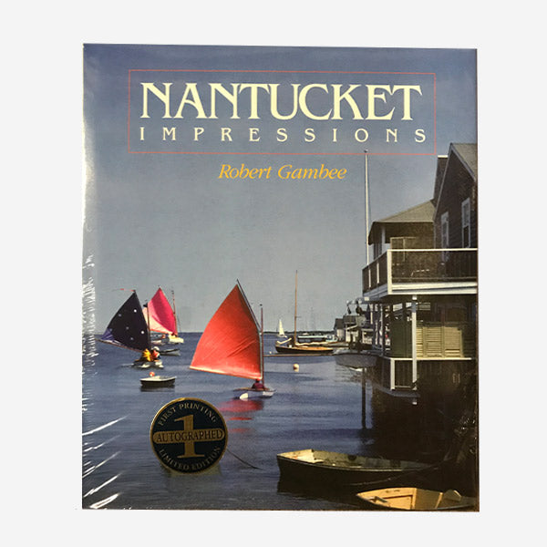Book Nantucket Impressions by Robert Gambee