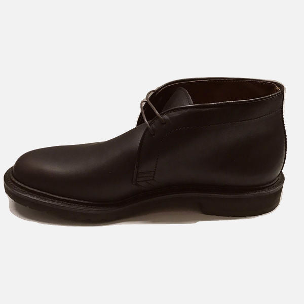 Alden Chukka Boot - Dark Brown Kudu