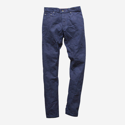 Raleigh Denim Workshop Martin Jeans - Cubist Rinse