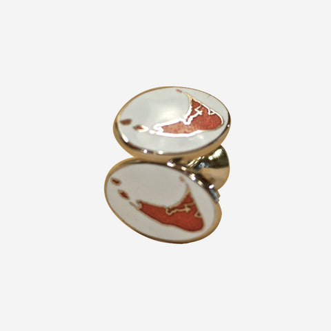 Nantucket Island Cufflinks
