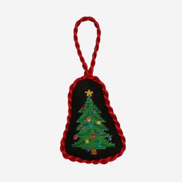 Smathers & Branson Christmas Tree Needlepoint Ornament