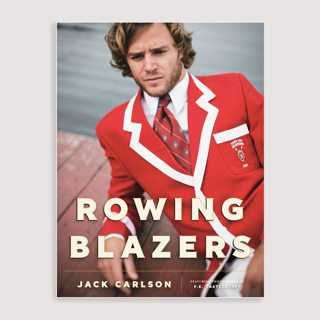 Rowing Blazers Signed Red Edition