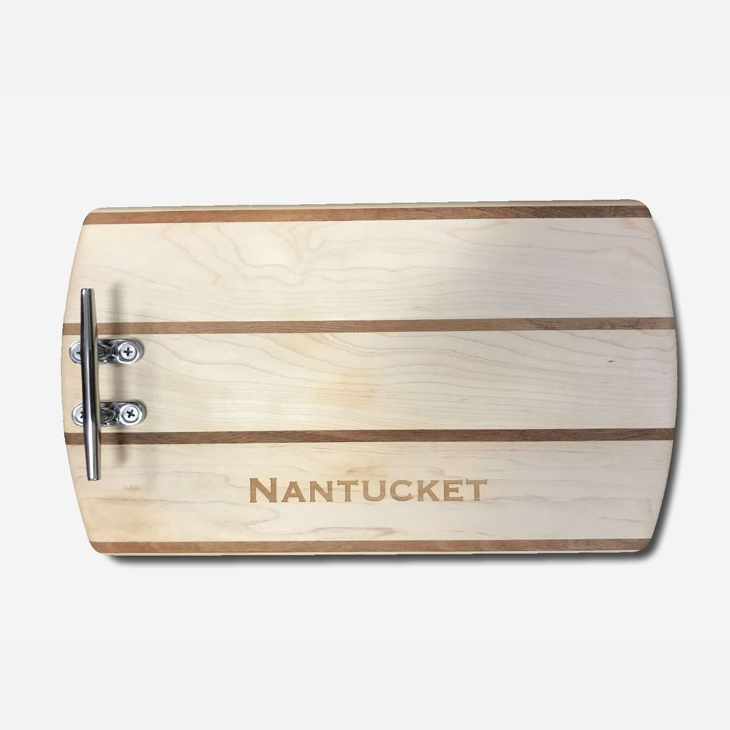 Nautical Boards Small Cheese Board Nantucket