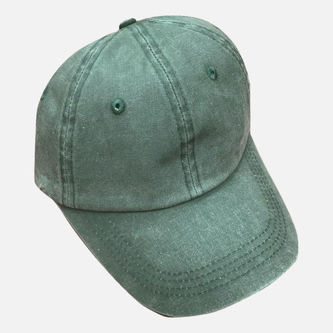 Nantucket Reds Collection™ Baseball Hat - Green