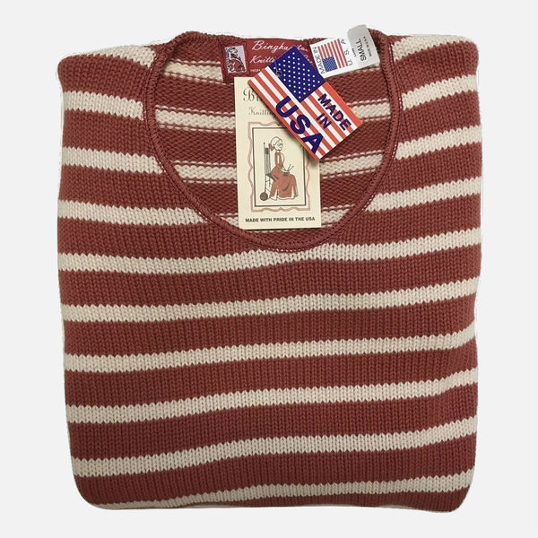 Binghamton Knitting Company V-Neck Sweater