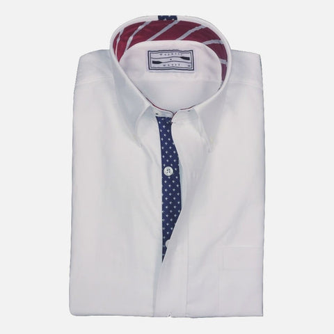 Weyhill & Wharf The 1776 American-made Oxford Button Down