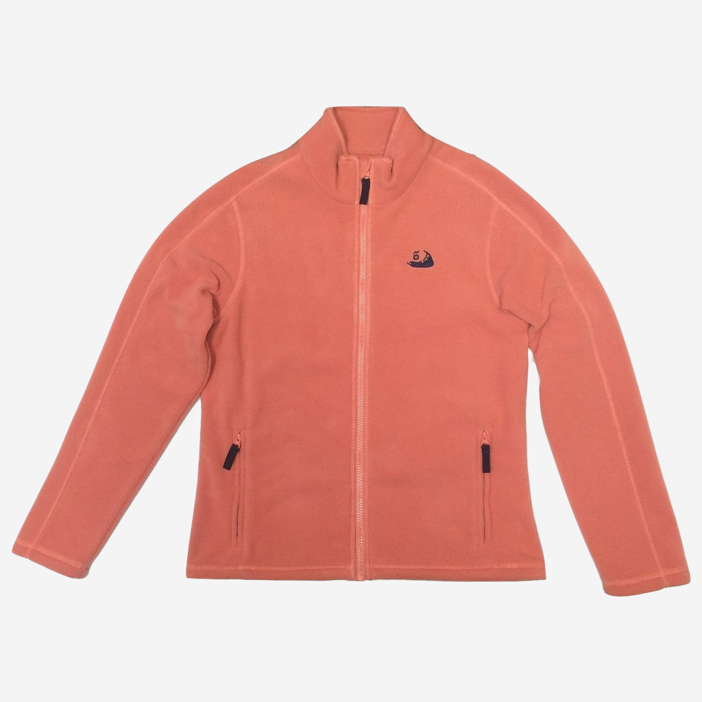 Nantucket Reds Collection™ Butter Fleece Full Zip Jacket