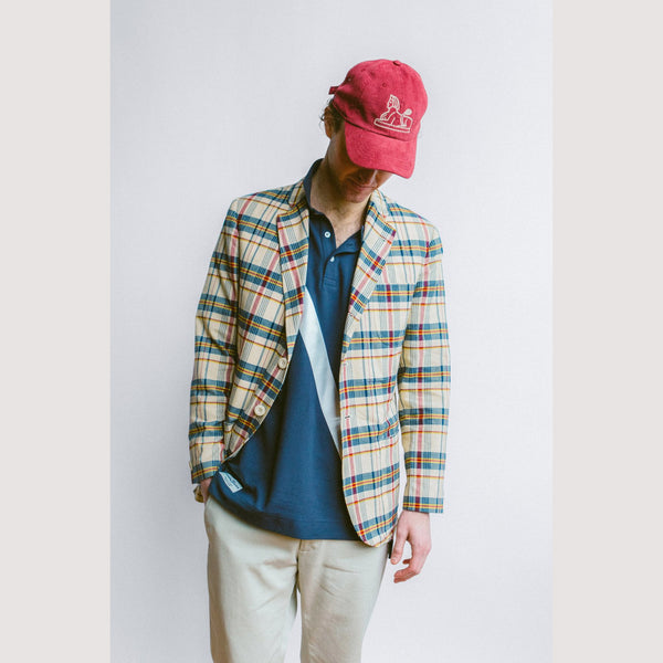 Rowing Blazers OG Madras Summer Jacket