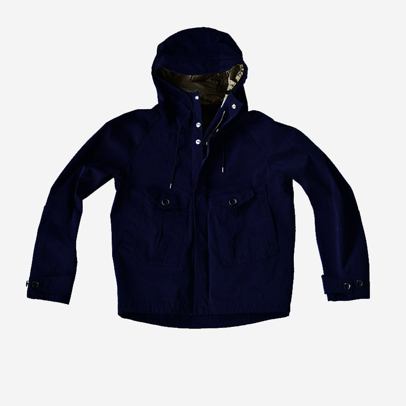 Ten C Tempest Anorak - Navy