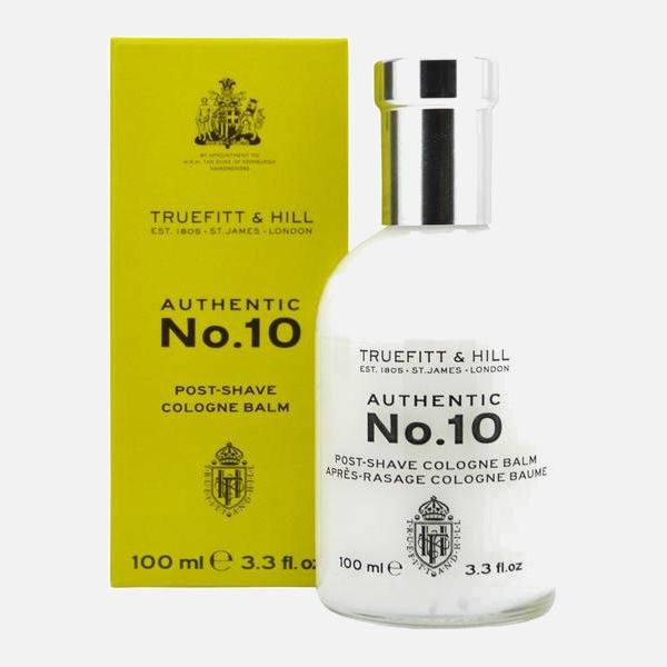 Truefitt & Hill NO. 10 Post-Shave Cologne Balm