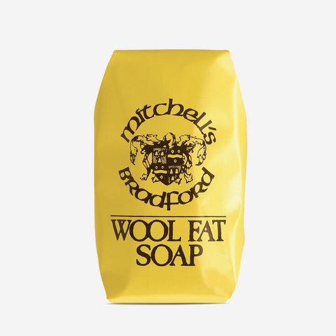Mitchell's Wool Fat Bath Soap