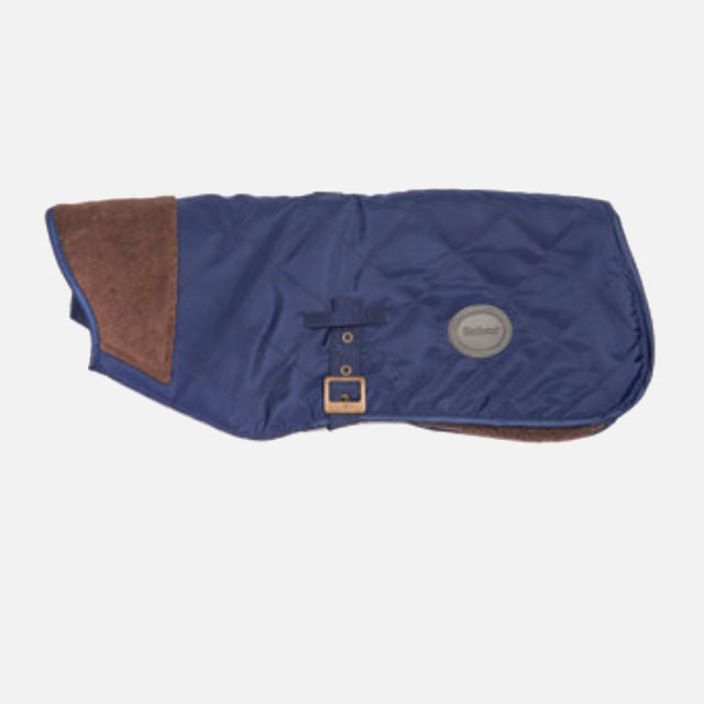 Barbour Quilted Boy Dog Coat