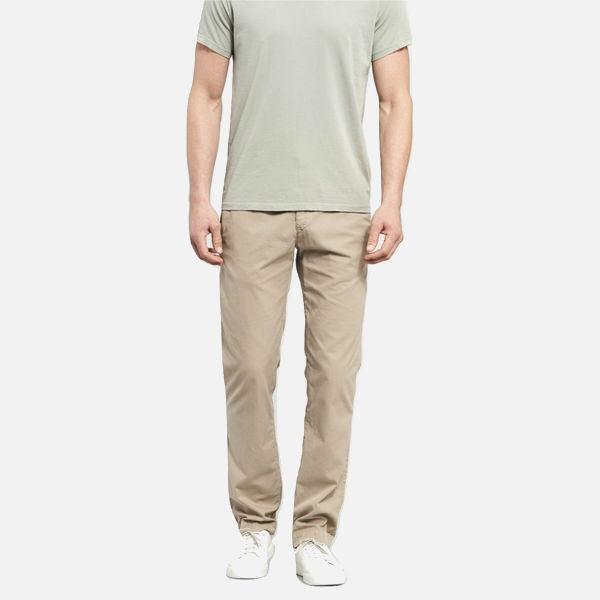 low priced hot-selling official various colors Save Khaki Men's Light Twill Trouser - Khaki