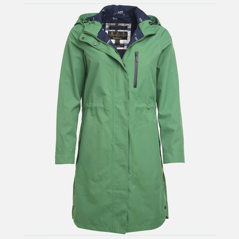 Barbour Sleet Waterproof Jacket - Green
