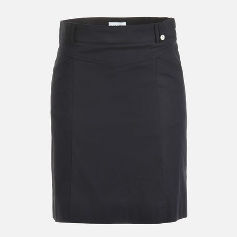 Golfino The Techno Stretch Long Skort - Navy