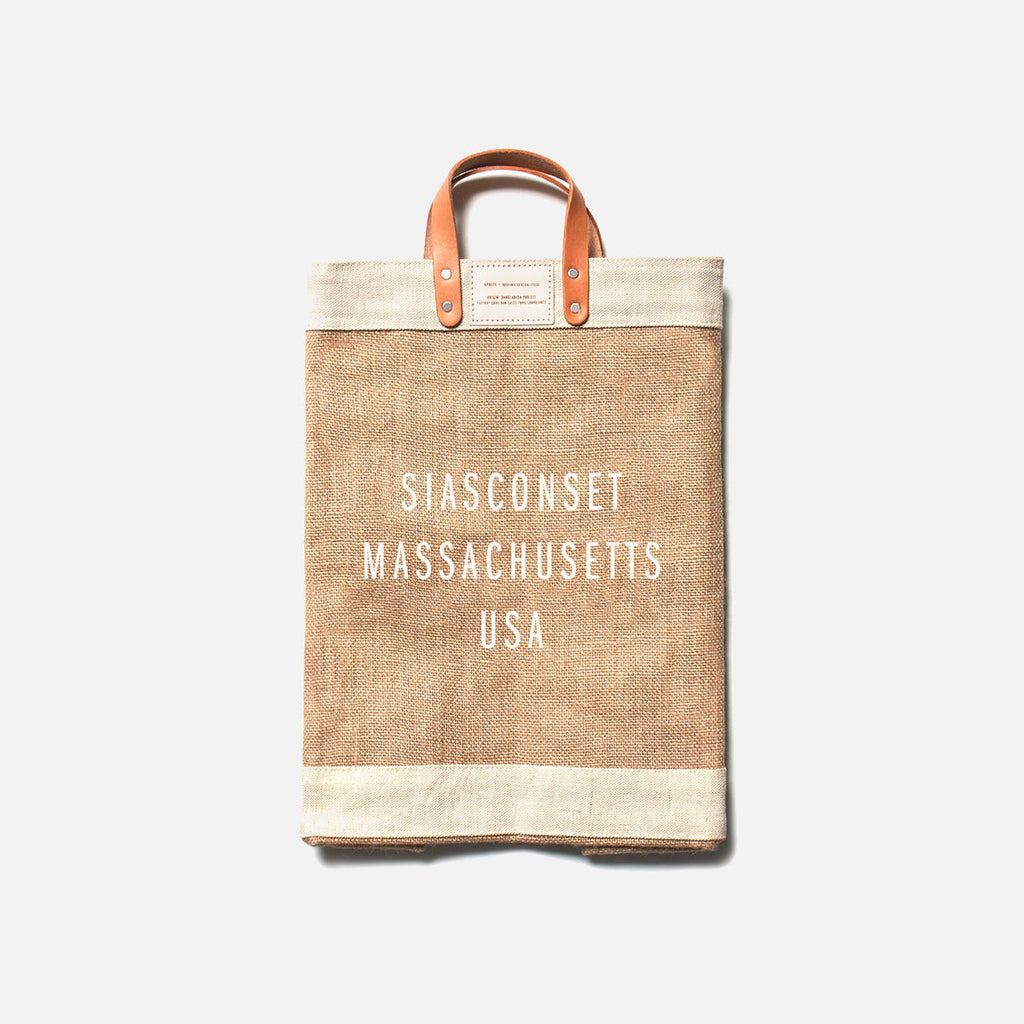 Apolis Standard Siasconset Market Bag