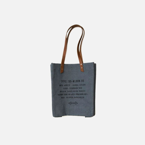 Apolis Nantucket Tote - Charcoal