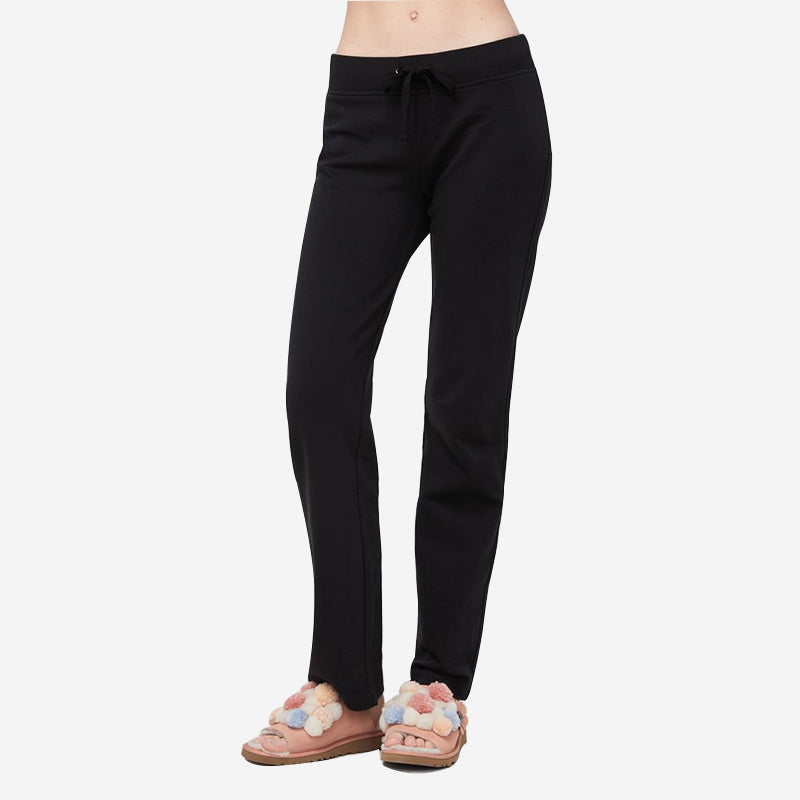 UGG Women s Penny Terry Pant - Black – Murray s Toggery Shop a2c939e627
