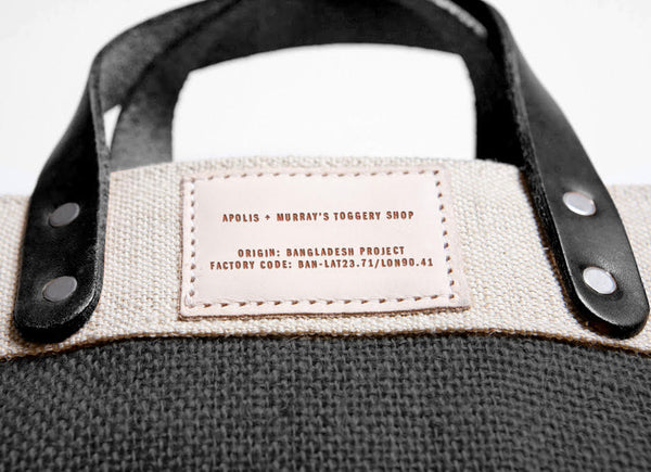 Apolis Standard Nantucket Market Bag